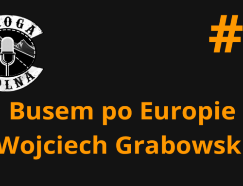 Busem poEuropie – Wojciech Grabowski