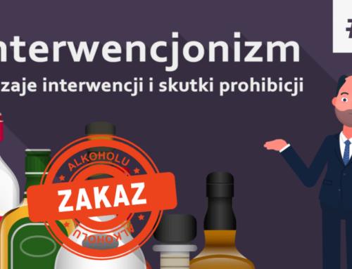 Rodzaje interwencji iskutki prohibicji | Interwencjonizm część 2