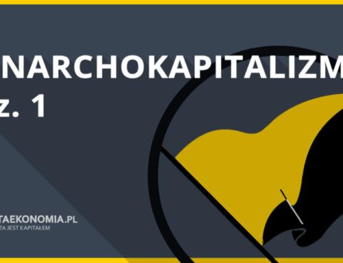 Anarchokapitalizm | cz.1
