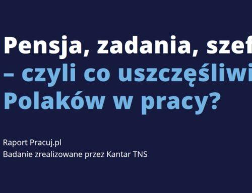 Pensja, zadania, szef – czyli co uszczęśliwia Polaków wpracy?