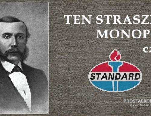 Standard Oil – ten straszny monopol | cz.2