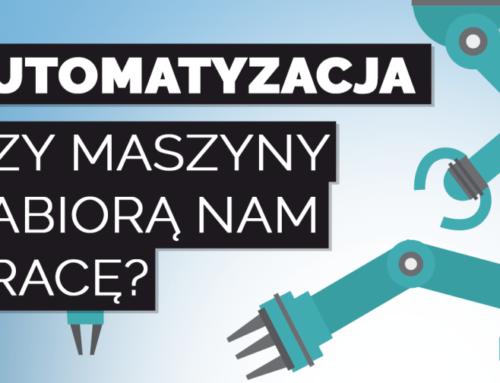 Automatyzacja – Czymaszyny zabiorą nam pracę?