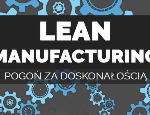 Lean Manufacturing | Pogoń zadoskonałością