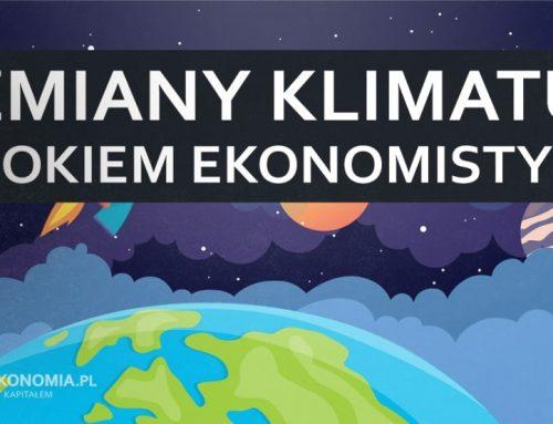 Zmiany klimatu okiem ekonomisty
