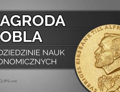 Nagroda Nobla wdziedzinie nauk ekonomicznych | Ekonomiczny Nobel