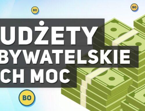 Budżet obywatelski | Budżet partycypacyjny