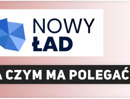 Zapowiedź Polskiego Nowego Ładu