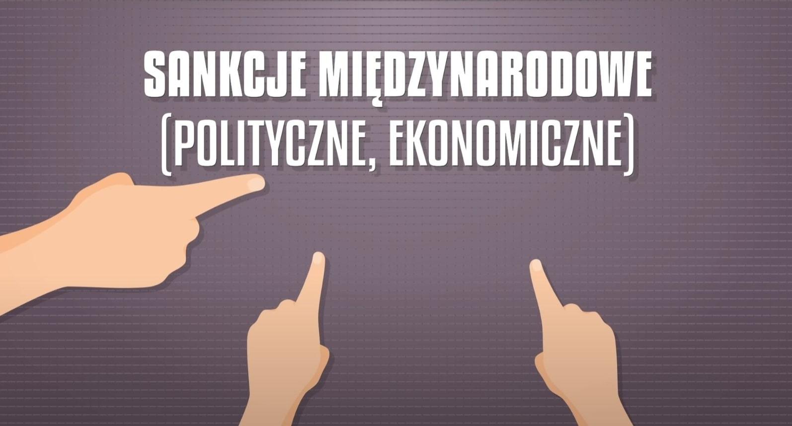 sankcje polityczne
